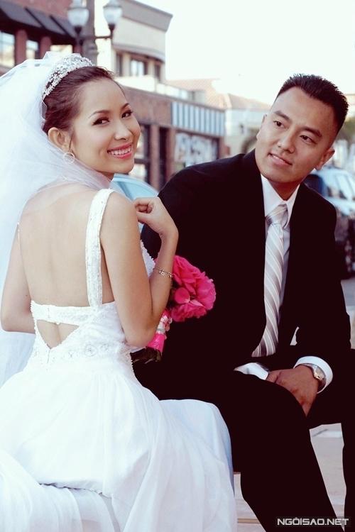 10 năm hôn nhân của vợ chồng Duy Uyên Mắt Ngọc