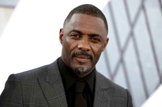 Tài tử Idris Elba.