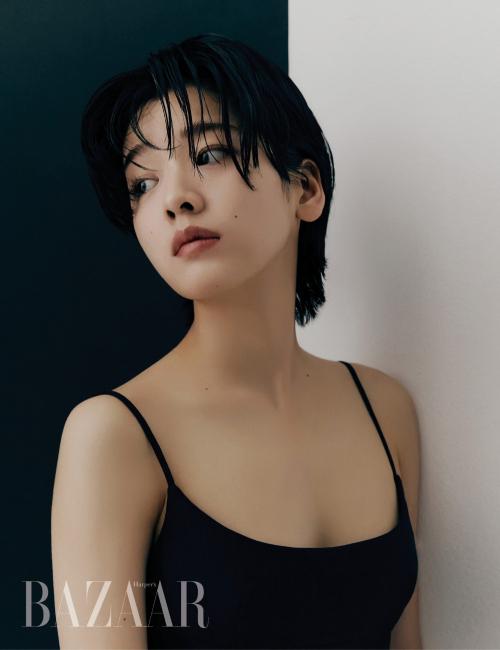 Hai cô gái cá tính của Tầng lớp Itaewon đọ sắc - 4