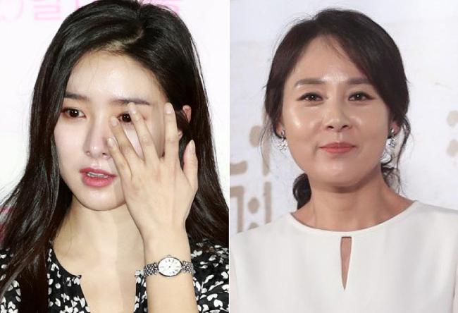 Kim So Eun xúc động nhắc về đàn chị.