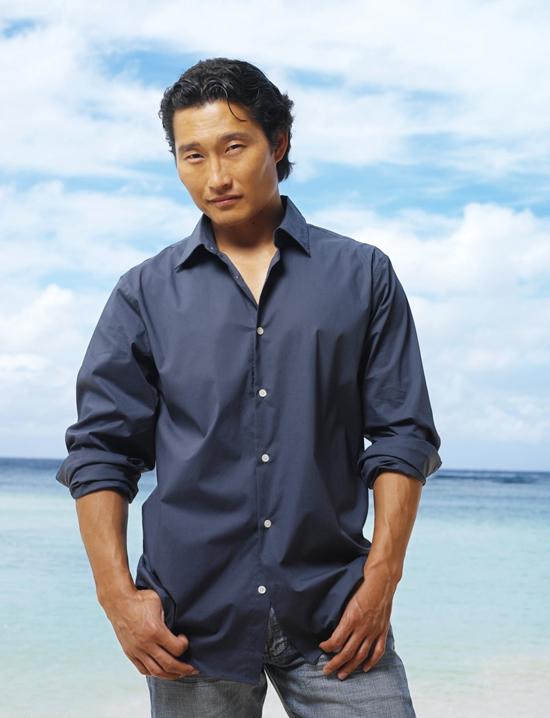Nam diễn viên Daniel Dae Kim.