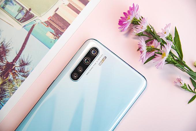 Oppo A91 - smartphone cho tín đồ chụp chân dung