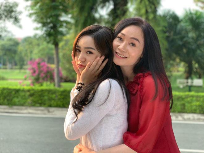 Quách Thu Phương vào vai mẹ của Quỳnh Kool trong phim Đừng bắt em phải quên.