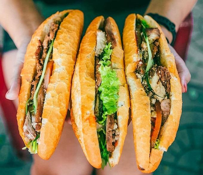 Googlequảng bá bánh mì Việt Nam - 2