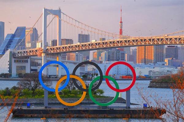 Olympic Tokyo nhiều khả năng phải lùi lại một năm trước diễn biến khó lường của đại dịch Covid-19. Ảnh: Splash.