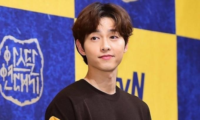 Diễn viên Song Joong Ki.