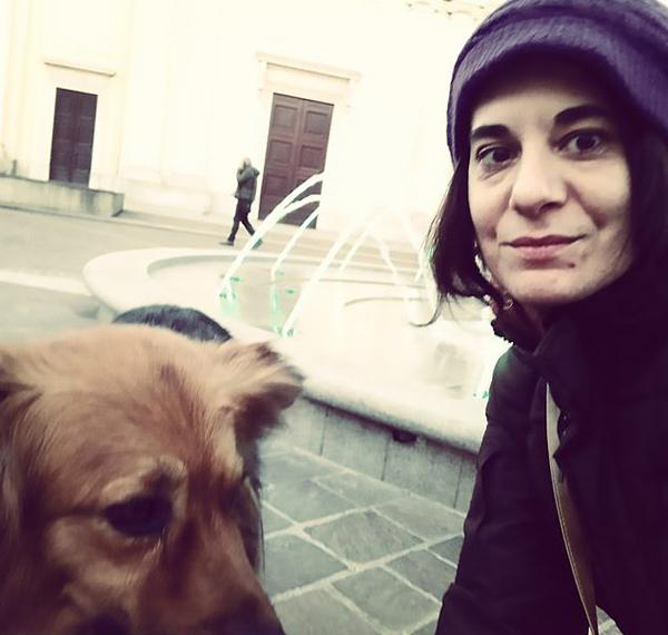 Y tá Daniela Trezzi tự tử khi đang ở nhà và đã nhiễm Covid-19. Ảnh: Newsflash.