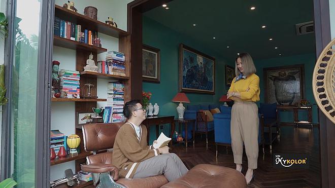 Chương trình trang bị kiến thức làm đẹp không gian sống tiện ghi, thẩm mỹ cho gia đình Việt.