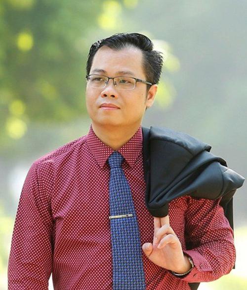Nhạc sĩ Trần Hùng.