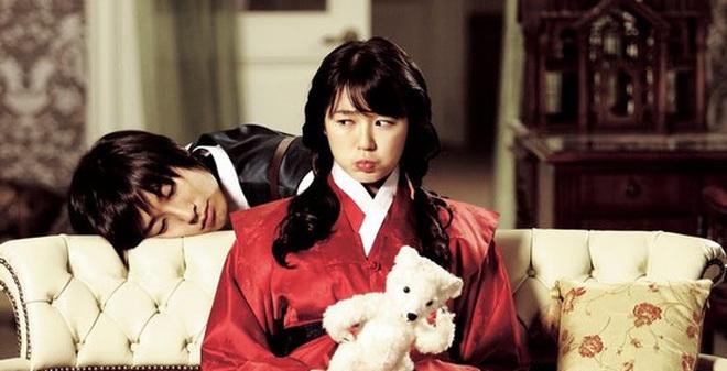 Yoon Eun Hye trong phim Hoàng Cung đình đám một thời.