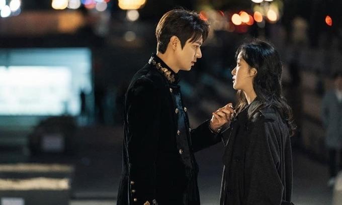 Lee Min Ho đóng hoàng đế của đế chế Hàn Quốc quân chủ, diễn cặp với Kim Go Eun.
