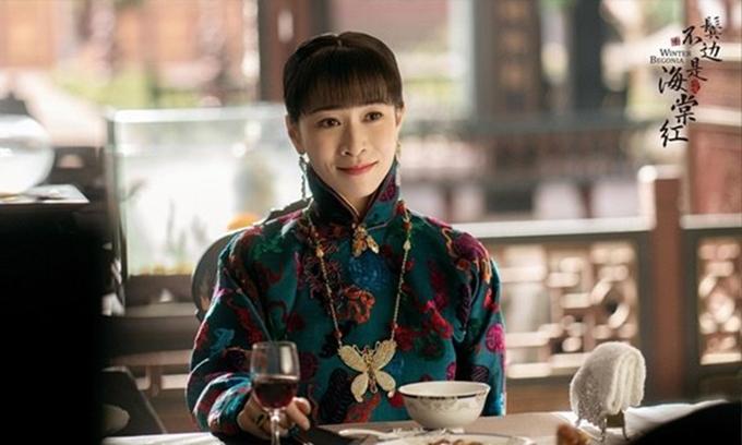 Quá 12 tập phim, Xa Thi Mạn xuất hiện trên phim không nhiều bằng Huỳnh Hiểu Minh và Doãn Chính. Nhưng mỗi khi lên sóng, cô luôn gây sức hút bởi phong thái cao quý.