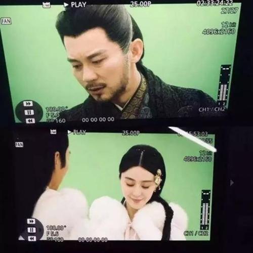 Lý Thần, tình cũ của Phạm Băng Băng được mời thế vai của Cao Vân Tường.