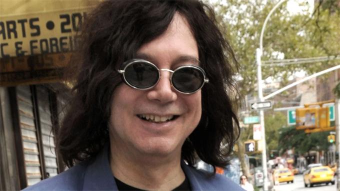 Rocker Alan Merrill.