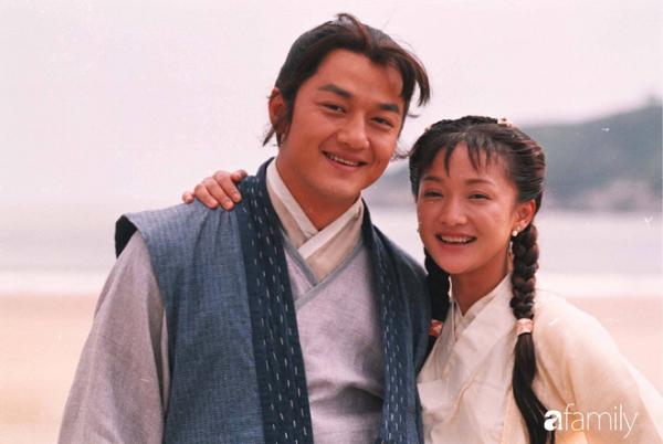 Châu Tấn và Lý Á Bằng một thời hẹn hò.