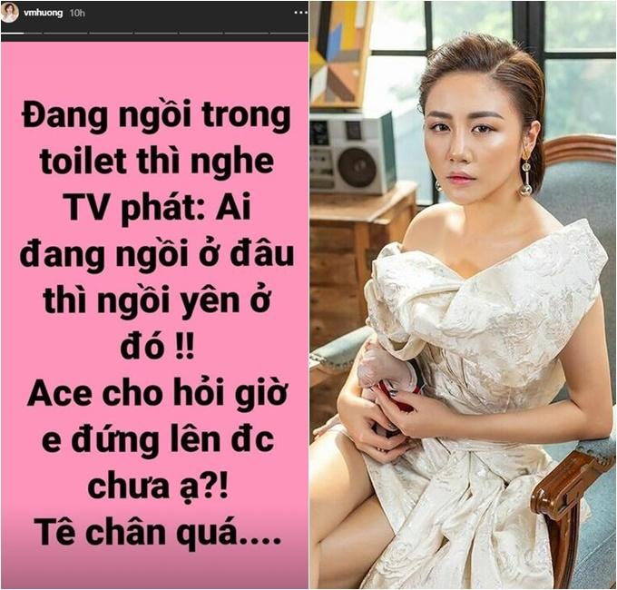 Phát ngôn gây tranh cãi của Văn Mai Hương.