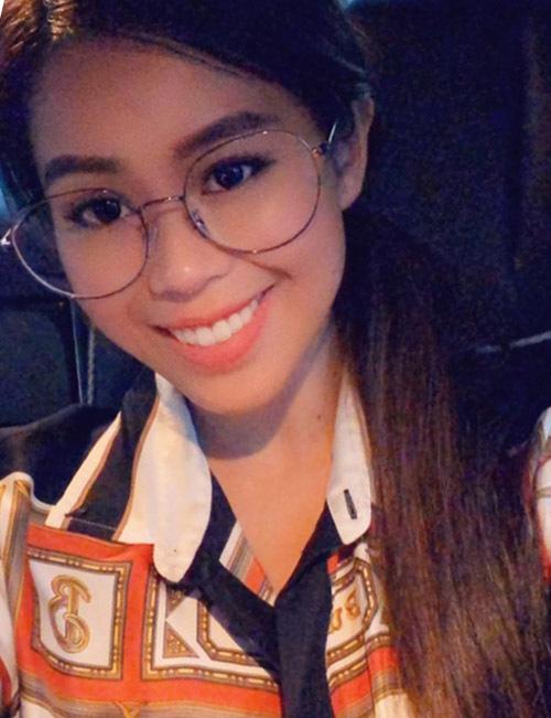 Tiên Nguyễn chia sẻ ảnh chụp sau khi xuất viện.
