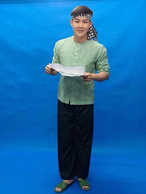Thanh Tú hiện là MC, diễn viên tại sân khấu kịch Idecaf. Cùng lợi thế ngoại hình, anh đắt show quay quay quảng cáo cho các nhãn hàng.