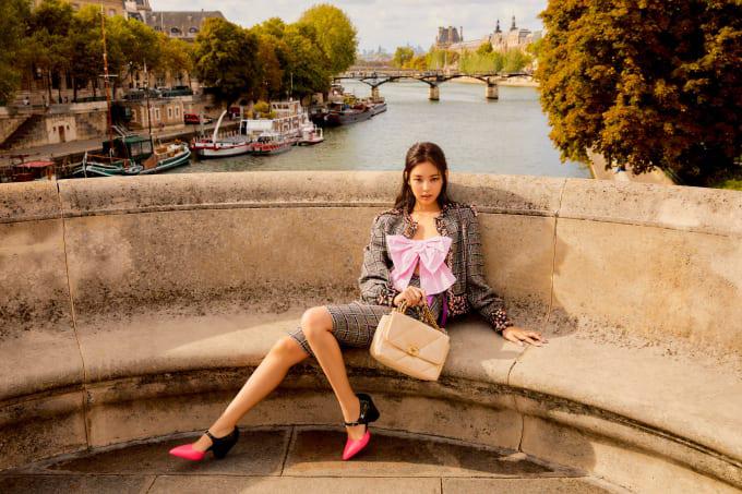 Phượng Chanel đụng giày sao Việt - 12