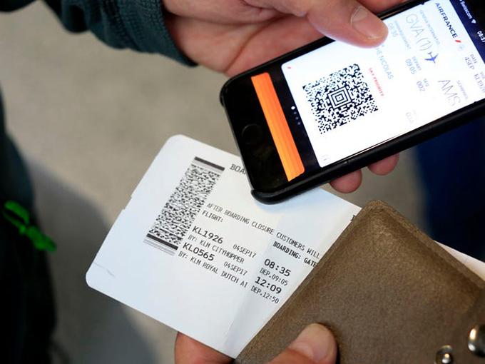 Trong thời gian dịch bệnh, khi mua vé máy bay, bạn hãy điền đầy đủ thông tin cá nhân, bao gồm những thông tin không bắt buộc