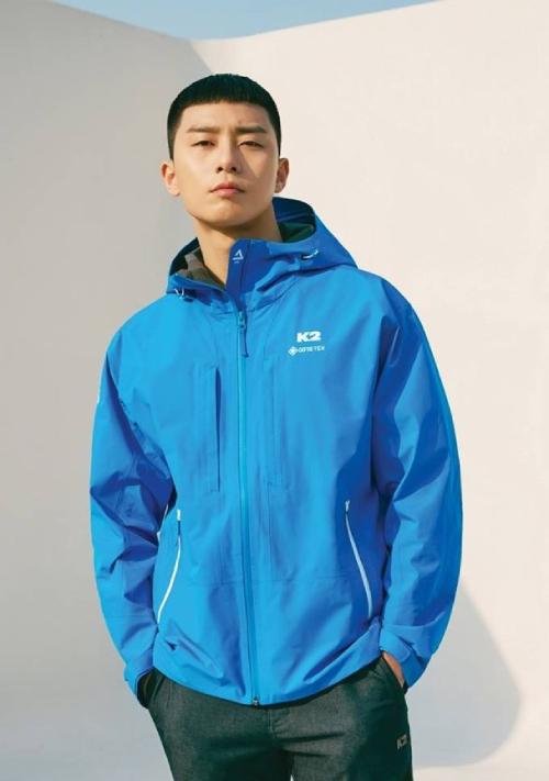 Tài tử Park Seo Joon.