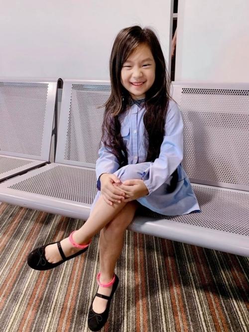 Cherry (Nguyễn Hà Hải My) năm nay 7 tuổi, là con thứ hai của Lý Hải – Minh Hà. Ngược lại với anh cả, cô bé có gương mặt giống bố. Cherry là người mạnh mẽ, bé tự tin tạo dáng trước ống kính. Ái nữ nhà Lý Hải từng cùng em út góp mặt trong MV nhạc phim Lật mặt 4.