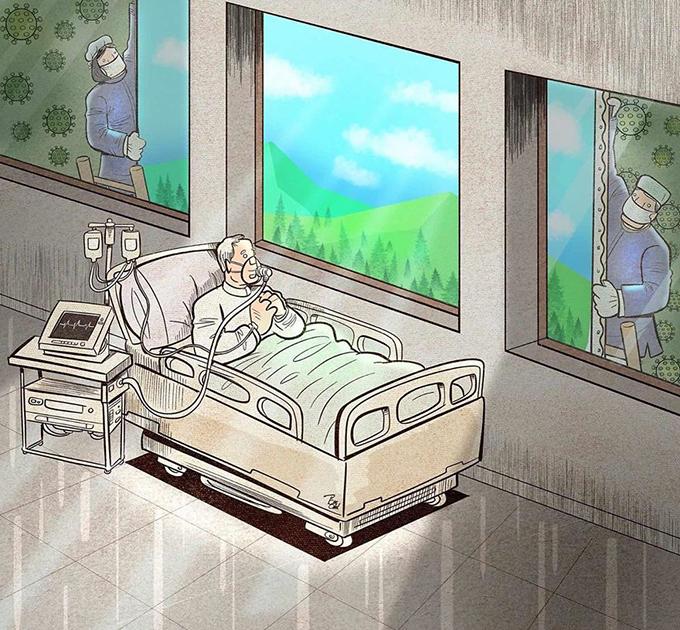 Mong muốn của họ là mang lại cơ hội sống cho các bệnh nhân...