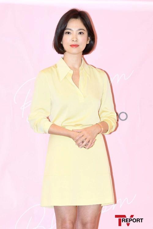 Diện mạo mới của diễn viên Song Hye Kyo, sau khi ly hôn.