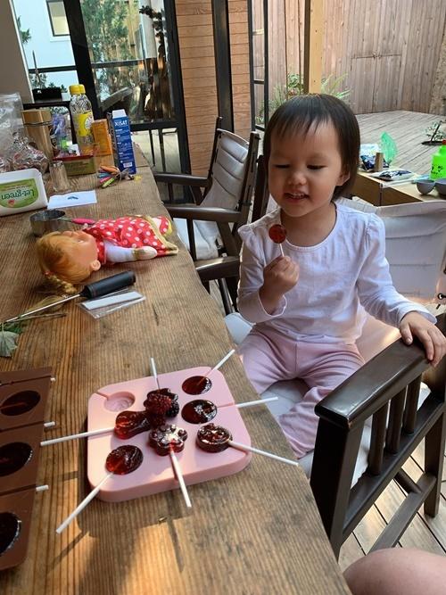 Phan Như Thảo nghỉ dưỡng trong biệt thự ở ĐàLạt - 6