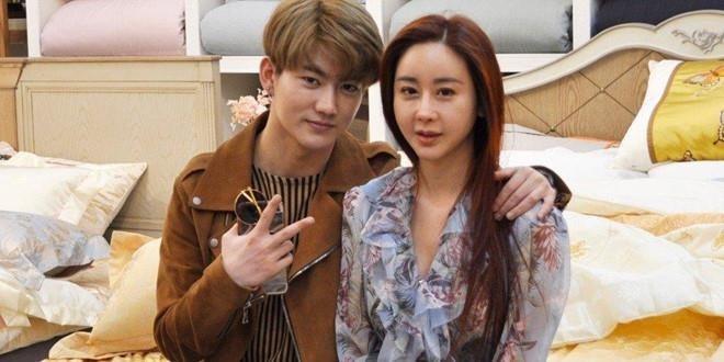 Vợ chồng Ham So Won, Jin Hua.