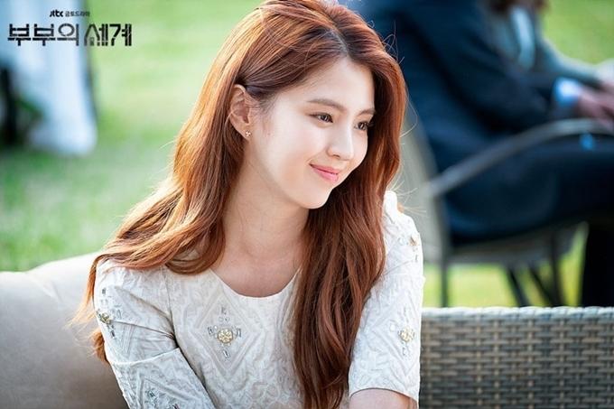 Han So Hee vai tiểu tam Da Kyung.