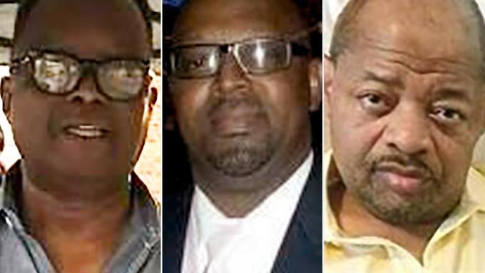 Ba con trai của bà Antoinette Franklin cũng mất vì nCoV. Ảnh: NBC News.