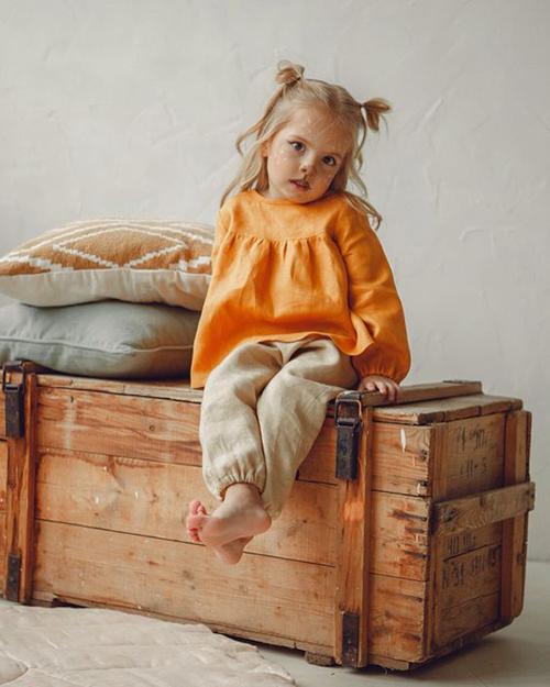 Đồ mặc ở nhà cho bé gái - 2
