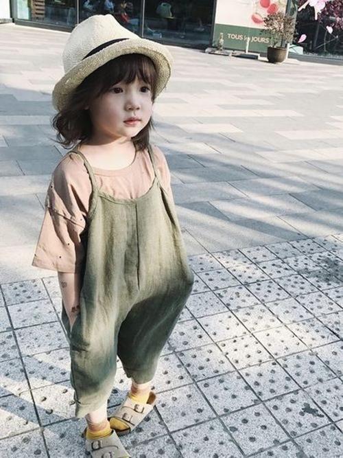 Đồ mặc ở nhà cho bé gái - 4