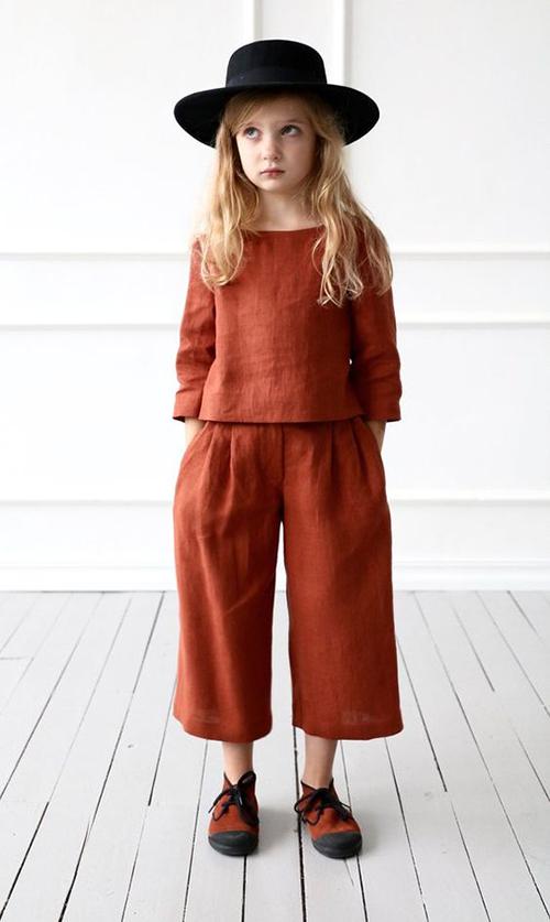Đồ mặc ở nhà cho bé gái - 18