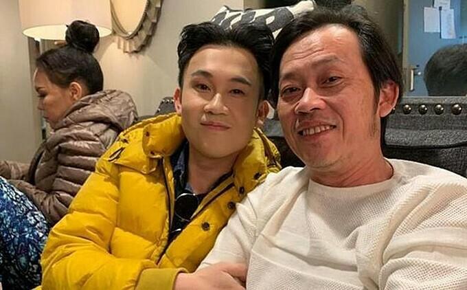 Dương Triệu Vũ và Hoài Linh là anh em ruột.
