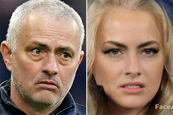 HLV Mourinho của Tottenham với phiên bản nữ giới.