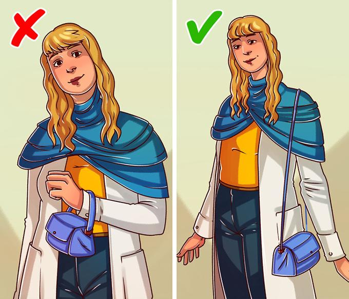 8 tiêu chí chọn túi xách an toàn cho sức khỏe - 4