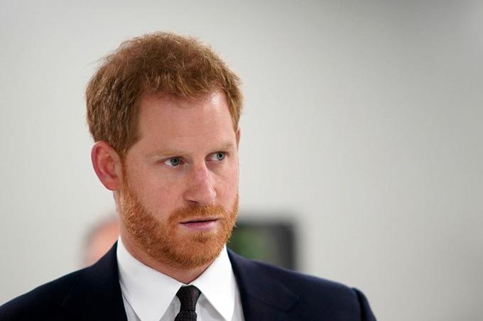 Harry hiện cách ly cùng vợ con ở Mỹ sau khi chính thức rời hoàng gia Anh hôm 31/3. Ảnh: PA.