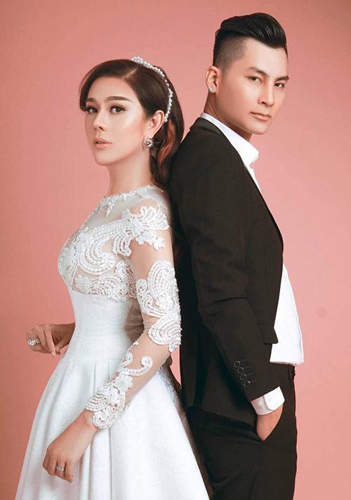 Lâm Khánh Chi xác nhận cô hiện không sống với chồng.