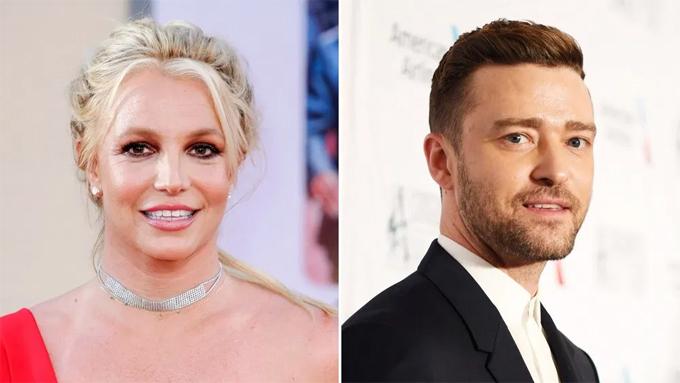 Justin Timberlake bình luận về bài đăng tán dương của Britney với biểu tượng    . Ảnh: Shutterstock.