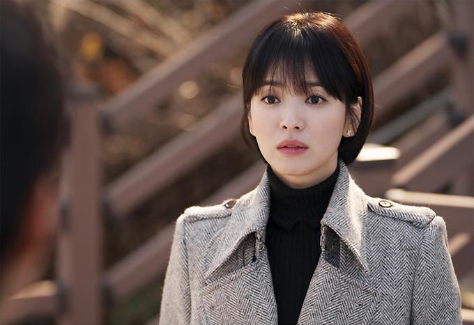 Song Hye Kyo chỉnh sửa hàng hiệu để hợp dáng trong Encounter