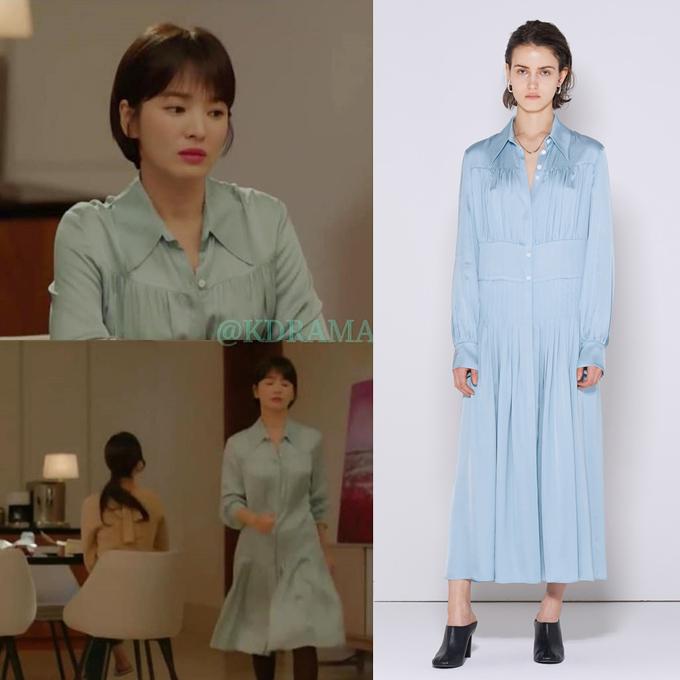 Song Hye Kyo chỉnh sửa hàng hiệu để hợp dáng trong Encounter - 2