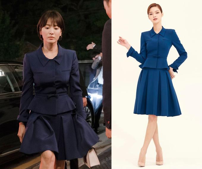 Song Hye Kyo chỉnh sửa hàng hiệu để hợp dáng trong Encounter - 4