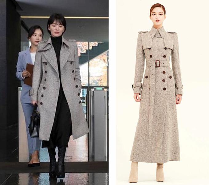 Song Hye Kyo chỉnh sửa hàng hiệu để hợp dáng trong Encounter - 5