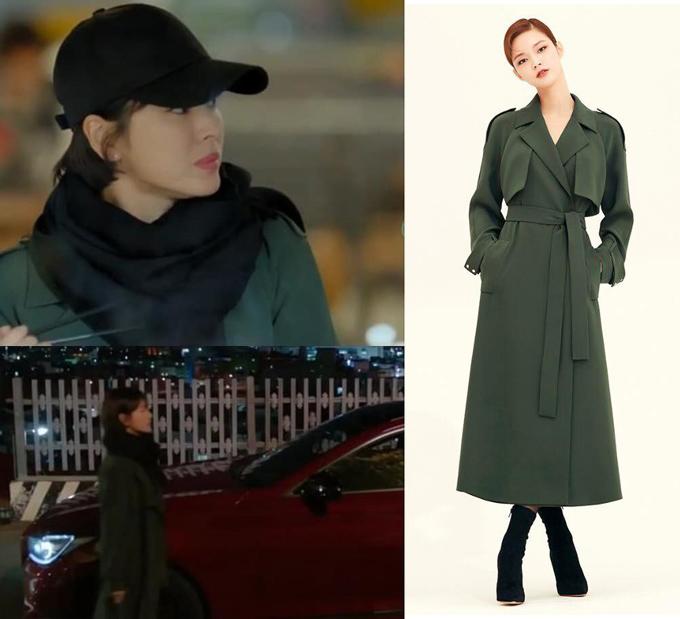 Song Hye Kyo chỉnh sửa hàng hiệu để hợp dáng trong Encounter - 7