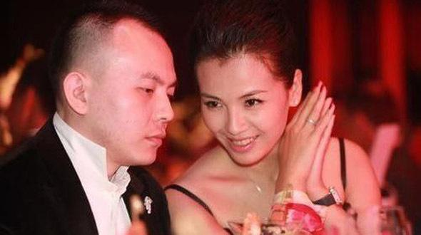 Lưu Đào và ông xã Vương Khang.