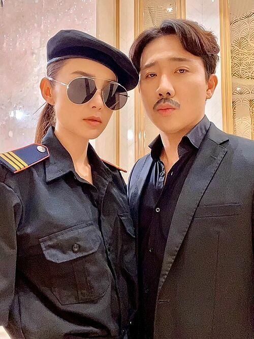 Nhiều khán giả mong chờ phim mới có sự kết hợp của Trấn Thành và ca sĩMinh Hằng.