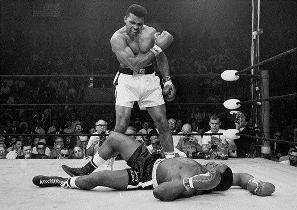 Huyền thoại boxing hạ gụcSonny Liston
