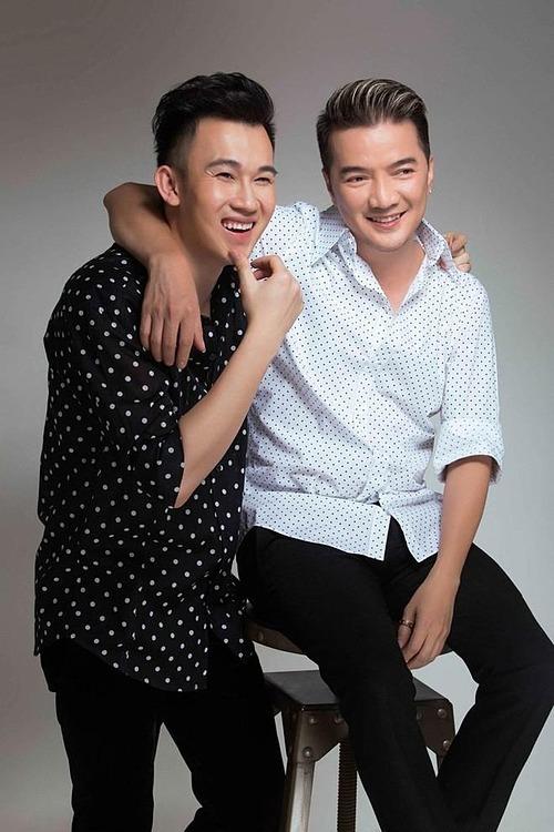 Dương Triệu Vũ và Đàm Vĩnh Hưng coi nhau như tri kỷ.